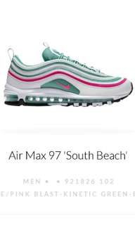 PREORDER COPPING!!NIKE AIR MAX 97
