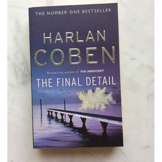 The Final Details by Harlan Coben