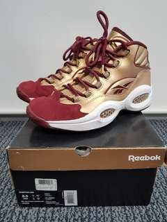 "Packer Shoes x Reebok Question Mid ""Saint Anthony High School"""
