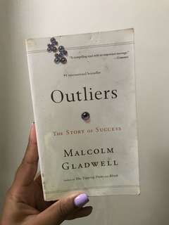 Malcom Gladwell - Outliers (Psychology/Business)
