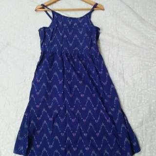 Old navy beach vibe dress