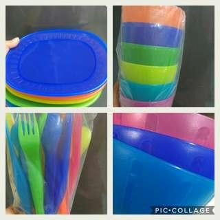 Kalas BPA free foodware set