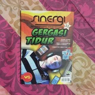 Sinergi GERGASI TIDUR