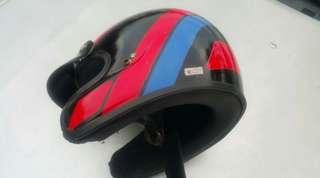 Helmet monkey simpson fiberglass