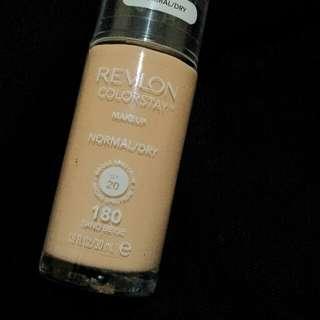 Revlon colorstay(NORMAL/DRY) sand beige