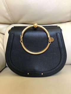 Chloe Nile Medium Bag 99%新