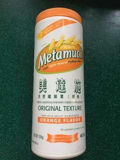 美達施天然纖維素(橙味) 528g