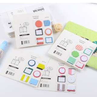 💌Preorder 💌Tiny Petite Sticky Notes for Bullet Journal
