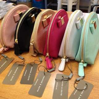 Charles and Keith Pouch