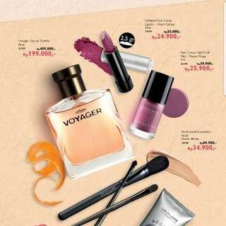 Oriflame make up ori