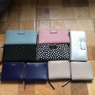 REPRICED Kate Spade - wallet