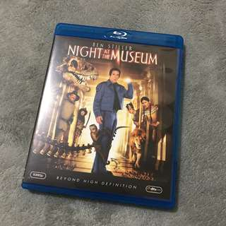Night at the Museum (Blu-Ray Disc)