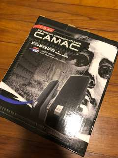 Camac CMK 858 II USB Power Portable Speakers