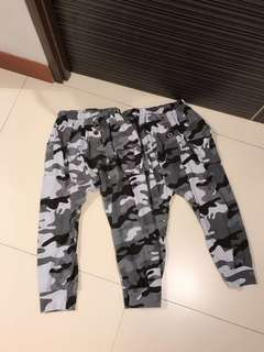 Military Camo Harem Pants 1 For 1 $40