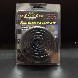 DEI Fire Sleeve and Tape Kit