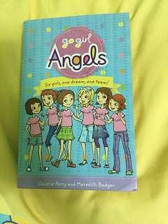 Go Girl Angel - six girl, one dream, one team