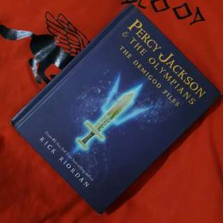 Percy Jackson & The Olympians: The Demigod Files