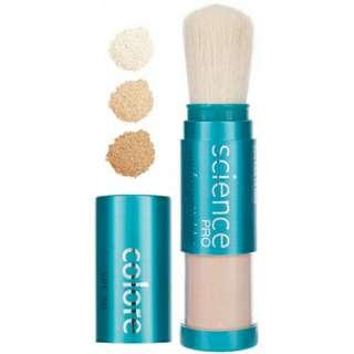 美國Colorescience二合一50度防曬蜜粉