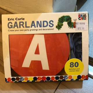 Eric Carole Garlands