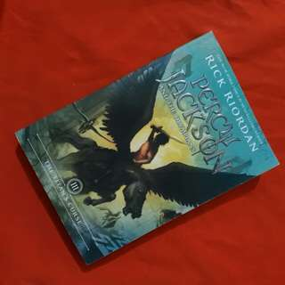 Percy Jackson and The Olympians Book 3: Titan's Curse