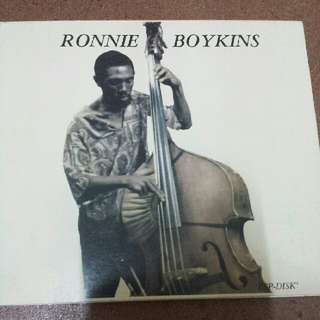Music CD: Ronnie Boykins–The Will Come, Is Now