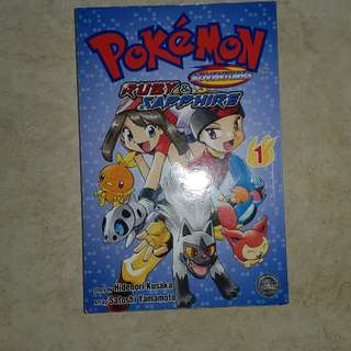 Pokémon Adventures Ruby and Sapphire