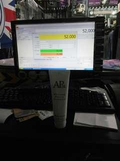 AP24 whitening fluoride toothpaste 110 ml.