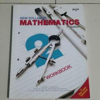 Sec 2 Math Workbook