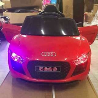 Audi Toy Car