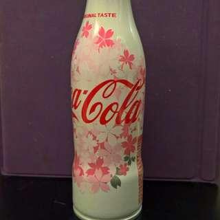櫻花設計限定版Coca Cola可口可樂