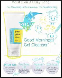 Cosrx good morning gel cleanser 150ml