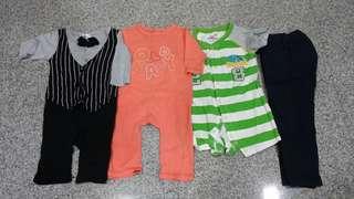 Baby Clothes (4 pieces)