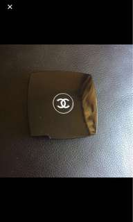 Chanel double mirror