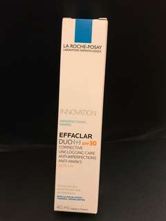 La Roche-Posay EFFACLAR DUO(+) SPF30 粉刺淨化雙效精華