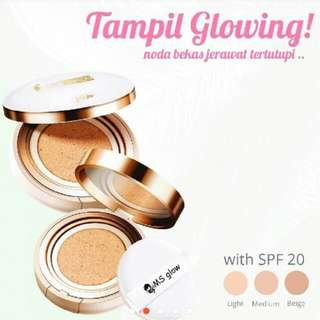Moist cushion Ms Glow