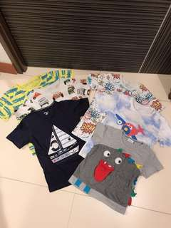 Boys Tees Bundle $35 Only