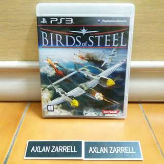 Playstation 3 Games : PS3 Birds Of Steel