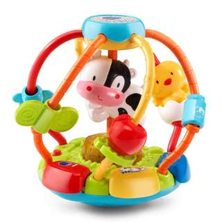 VTech Baby Lil' Critters Shake & Wobble Busy Ball