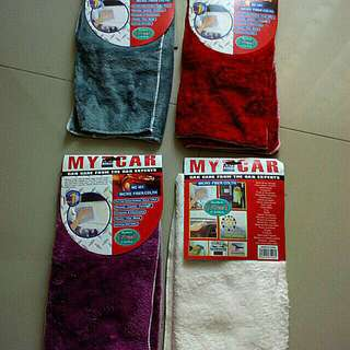2 in 1 Microfiber cloth