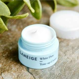 Laneige White Dew Tone Up 10ml