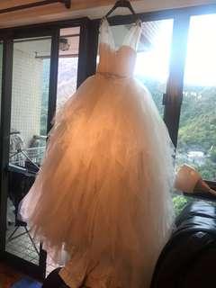 Miss Bride wedding gown 婚紗