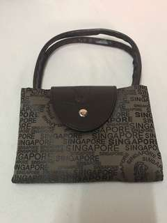 SG shopper's bag
