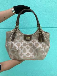 Brand New Coach Limited Edition Madison Opa LX Abigail