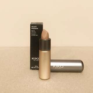 KIKO Milano Velvet Passion Matte Lipstick 301