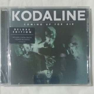 [Music Empire] Kodaline - Coming Up For Air CD Album