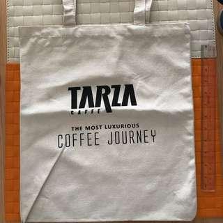 Tarza 非賣品 環保袋 tote bag
