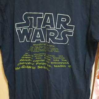 🚚 Uniqlo聯名starwars星際大戰T恤