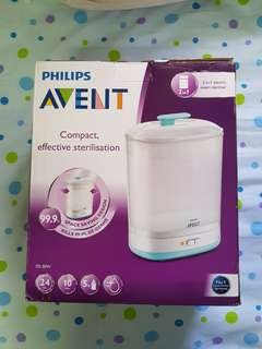 Philips Avent 2-in-1 steriliser