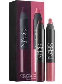 NARS Matte Lip Pencil Duo
