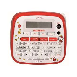 Hello Kitty Brother P-Touch Label Printer